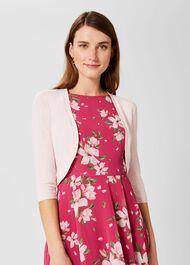 Carrie Bolero, Pale Pink, hi-res