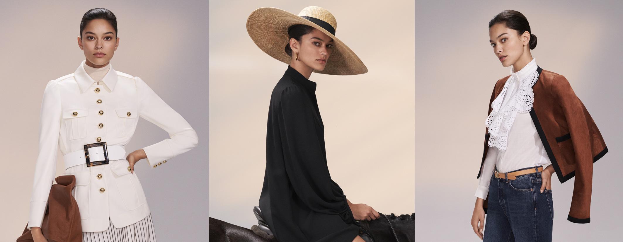 Hobbs London, Luxury Womenswear Spring Summer 2020 Lookbook