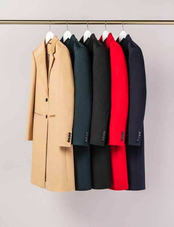 Petite Tilda Coat