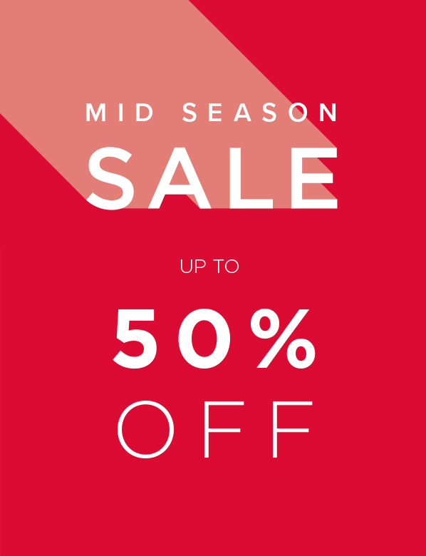 Hobbs Mid Season Sale Up To 50 Percent Off