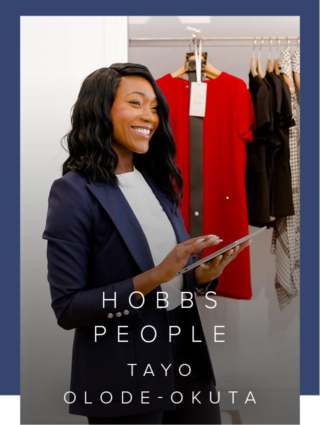 Hobbs black winnie puffer jacket