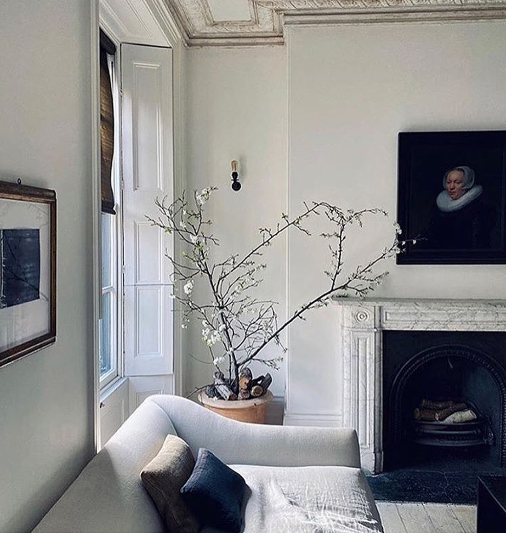 The Beautiful Interior of Nigl Slater's home as featured on @Horschinteriors