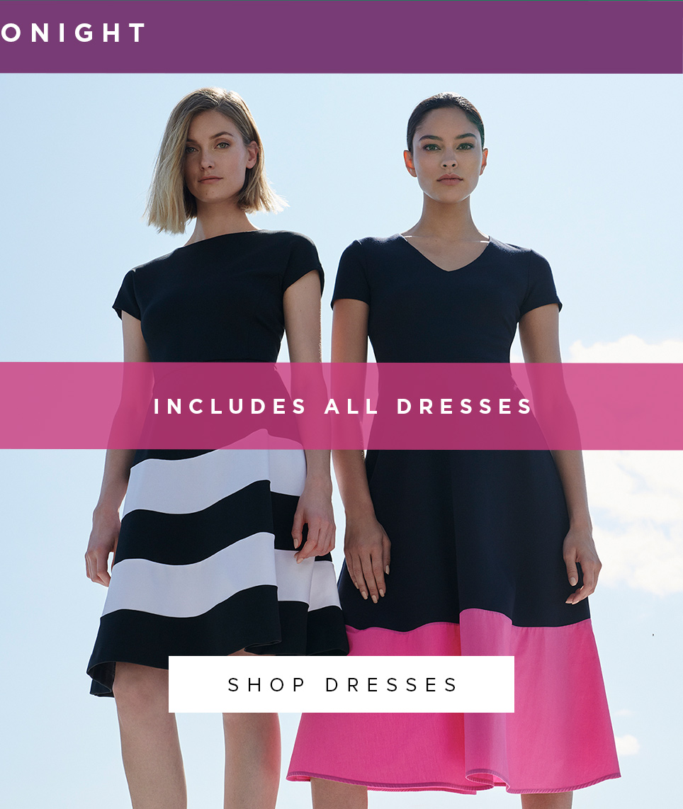 Up to 30% Off All Dresses