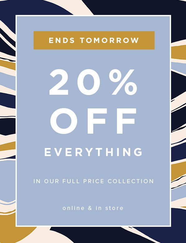 Hobbs 20% Off Everything