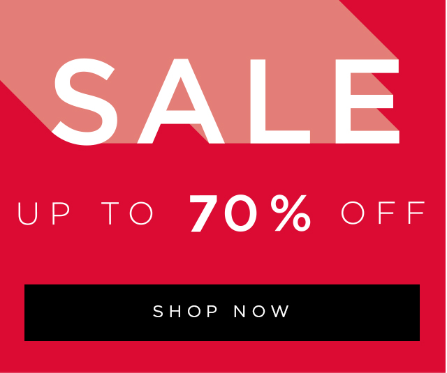 Sale Up To 70 Percent Off