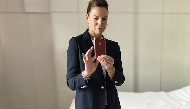 Hobbs Product Director, Sally shows us how to dress for the new normal.