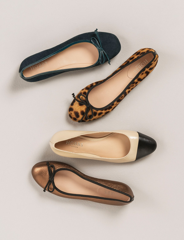 Assorted Flat Shoes