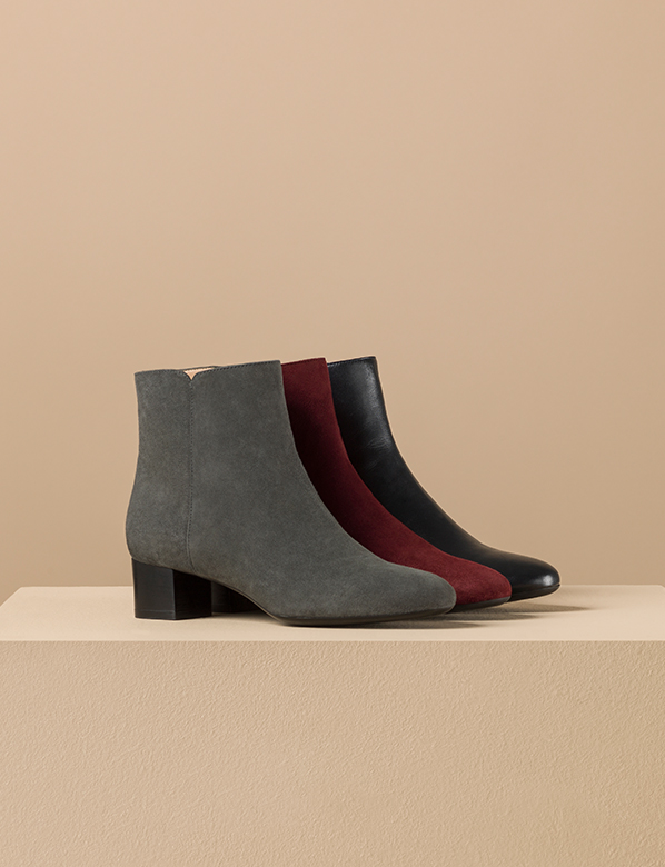 Hobbs women's fashion, chelsea boots.