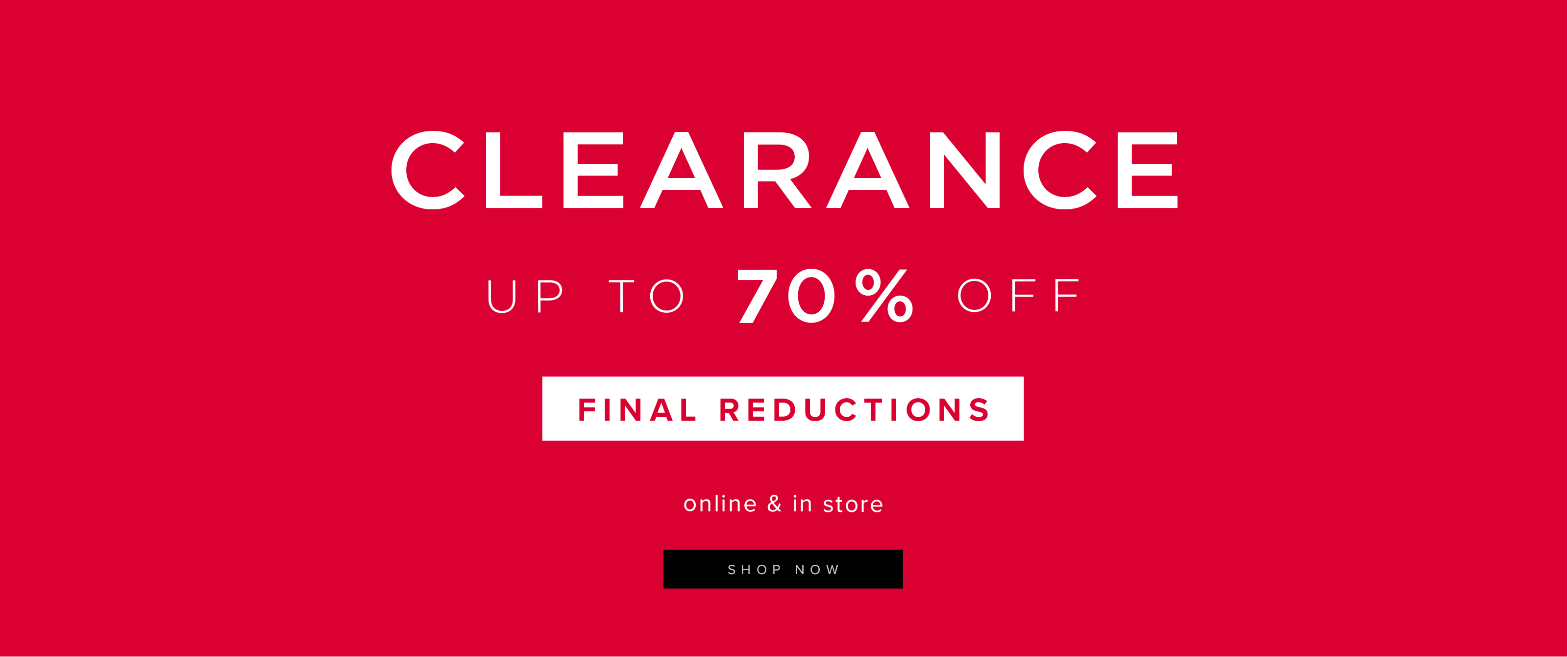 ClearanceFinal Reductions
