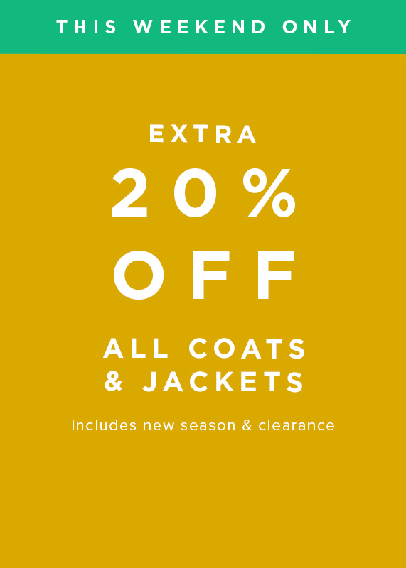 Hobbs 20% Off All Coats