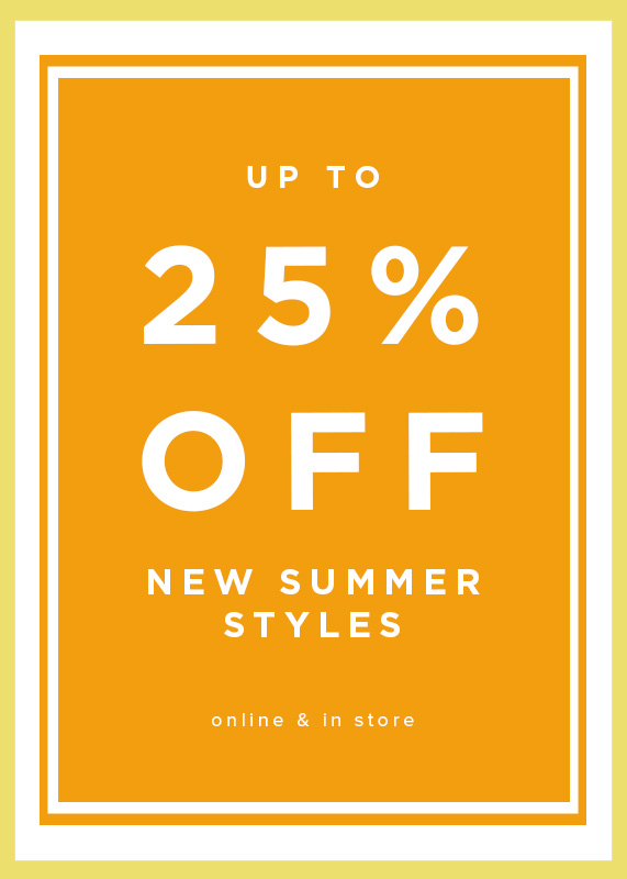 Hobbs Up To 25% Off New Summer Styles