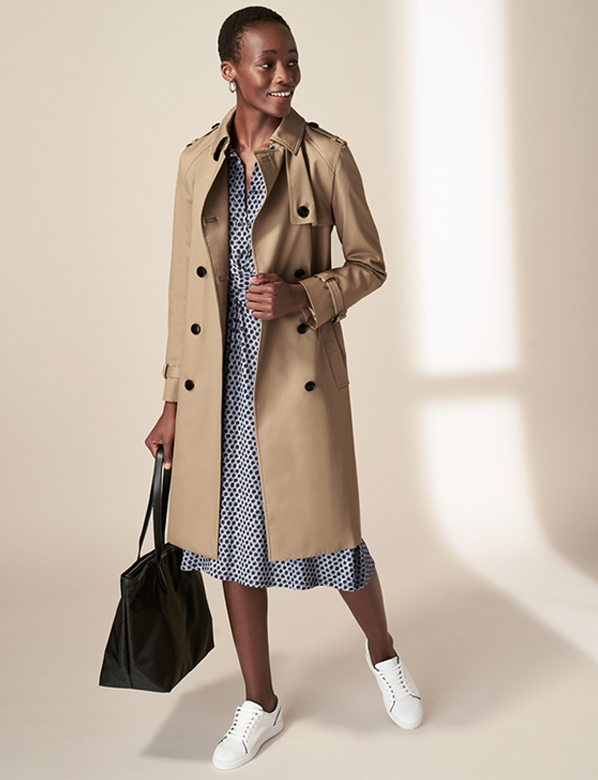 Ways to Wear the Trench Coat