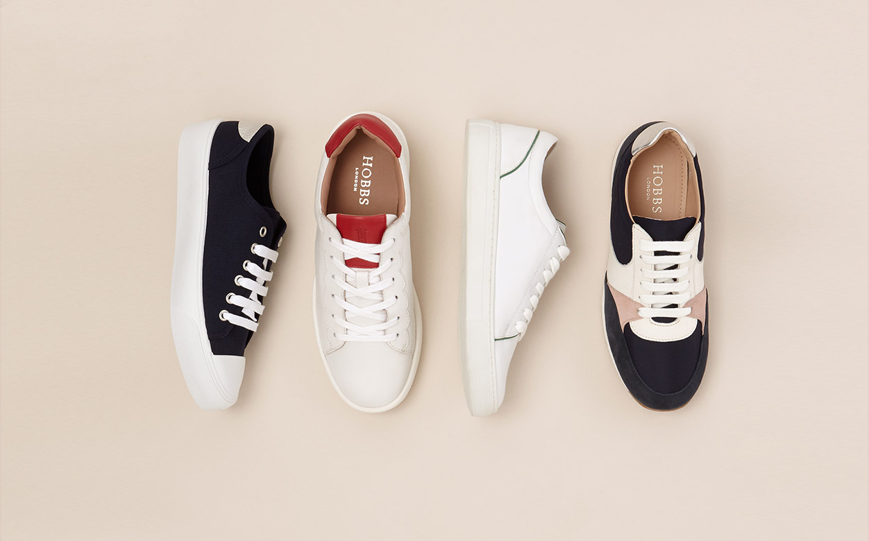 Assorted Trainers Image