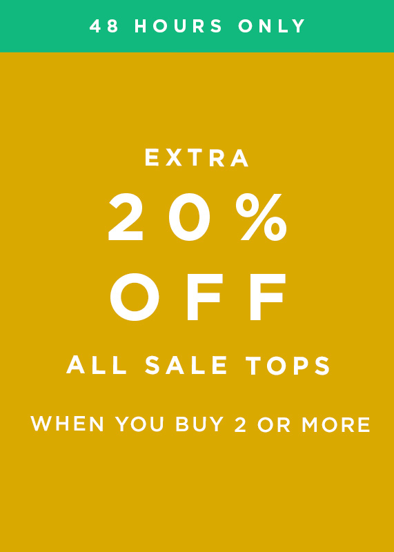 Hobbs Extra 20% Off Sale Tops When You Buy 2 Or More