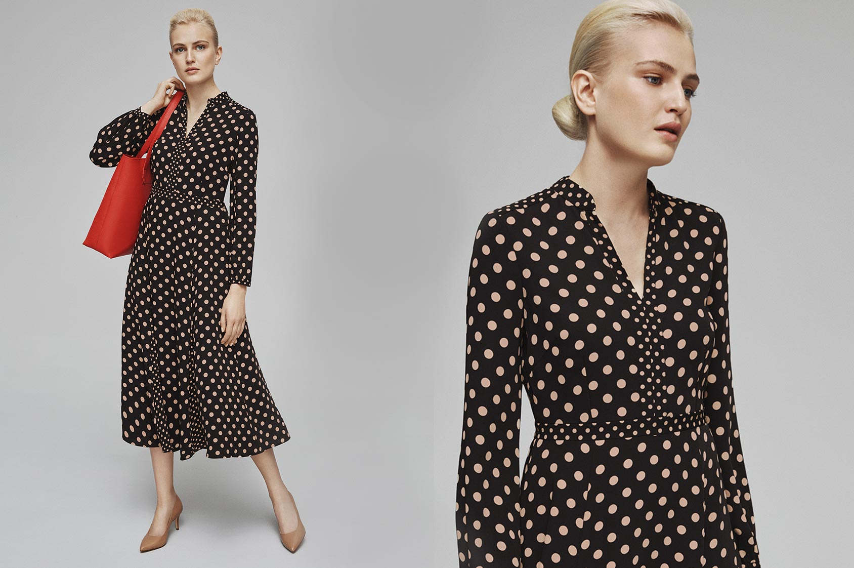 Hobbs London, women's fashion - inspire me, new season launch.