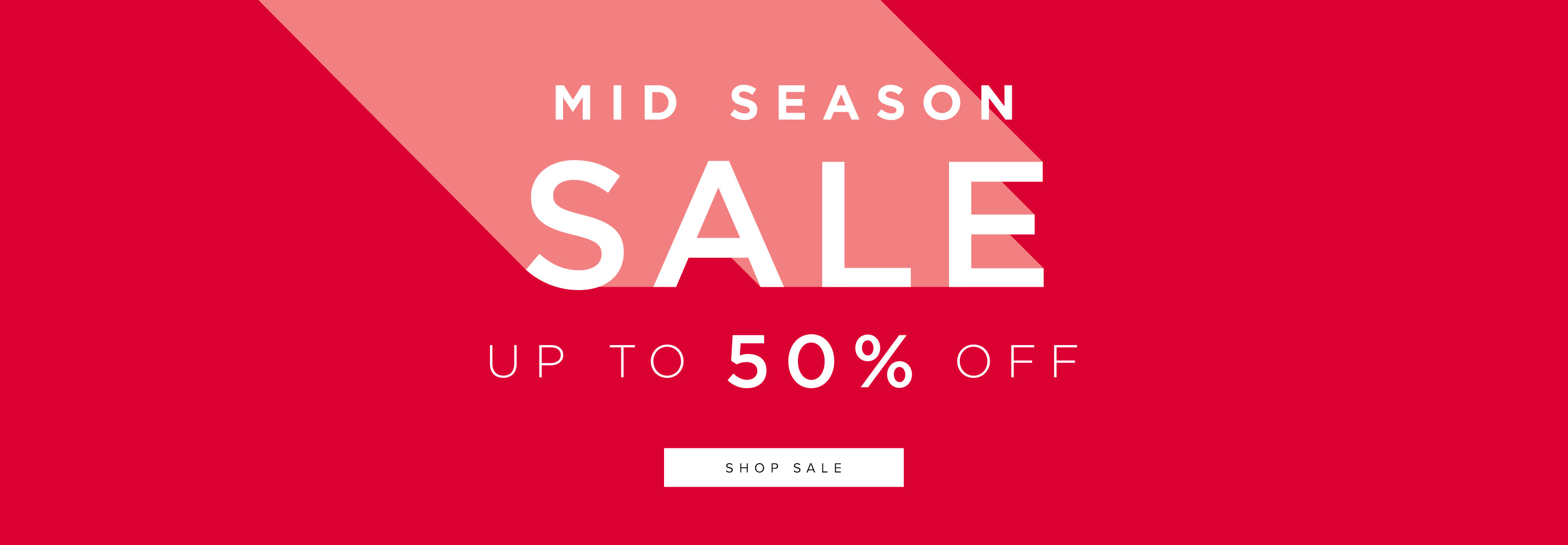 SALE Up To 50% Off. Shop Now