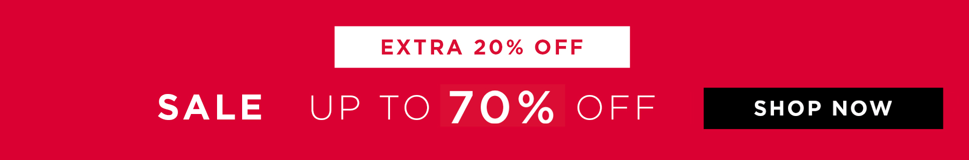 Extra 20 Percent Off Hobbs Sale
