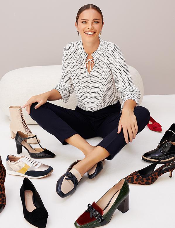 Footwear Editorial