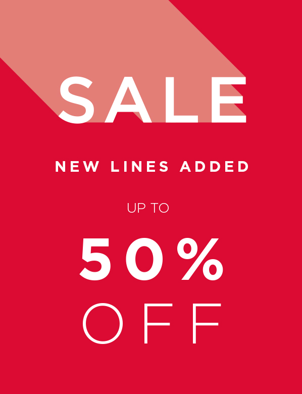 Sale New Lines Added