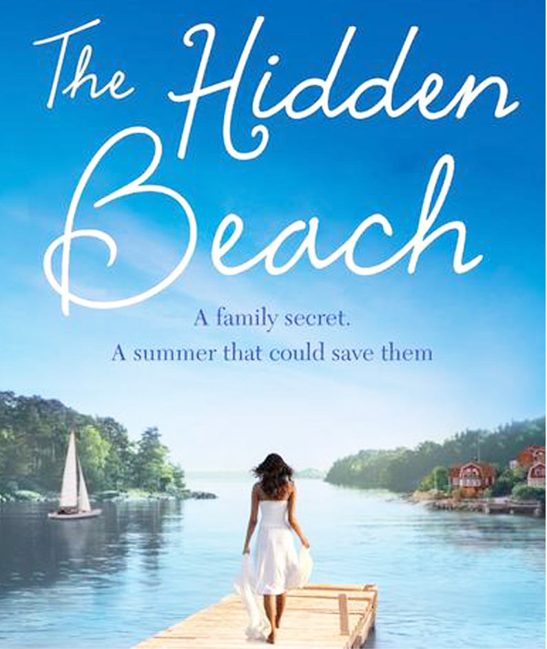 Visit hidden Sweden but The Hidden Beaches by Karen Swan