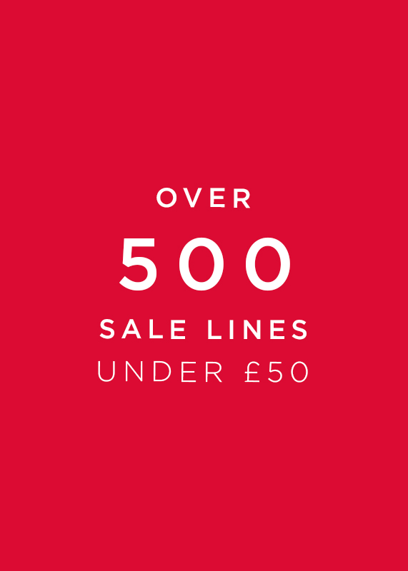 Hobbs Sale Over 500 Lines Under 50 Pounds