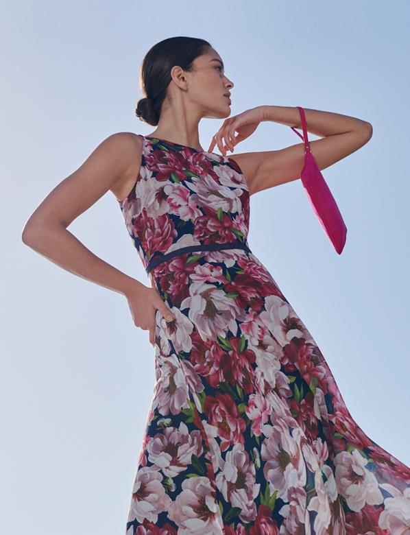 Pink Carly Dress