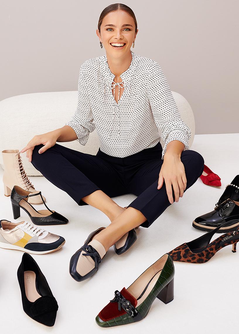 Footwear-redefined