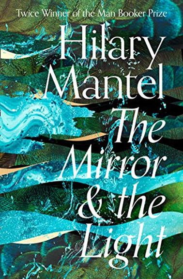 The last installement of Hilary Mantel's tudor trilogy, The Mirror And The Light