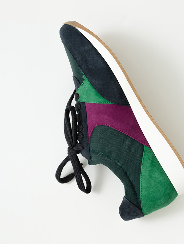 Green Hobbs Trainers