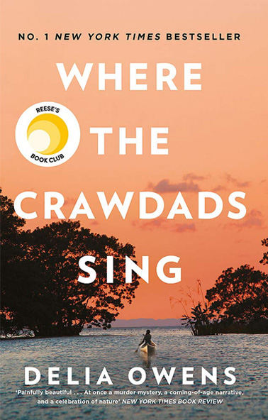 Cove Art Of Where The Crawdads Sing