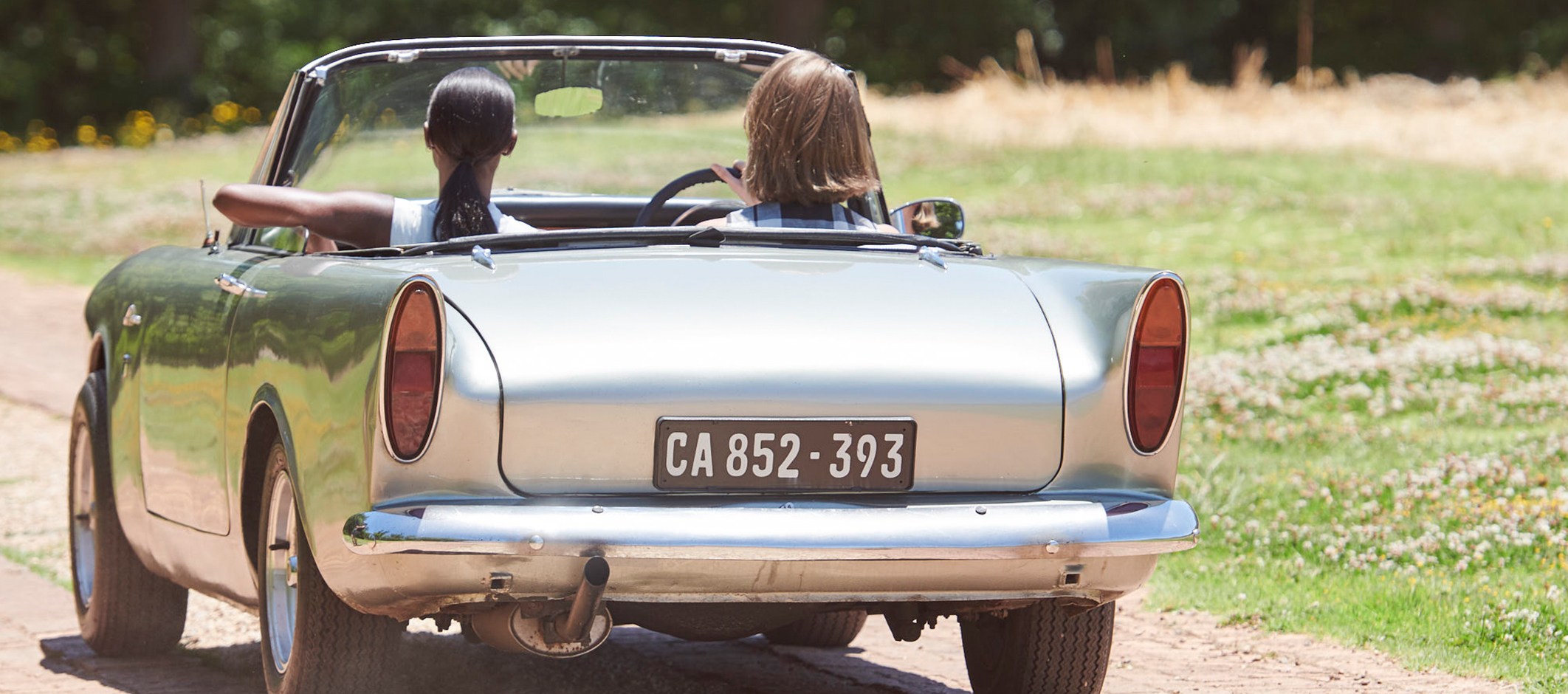Convertable Car Summer
