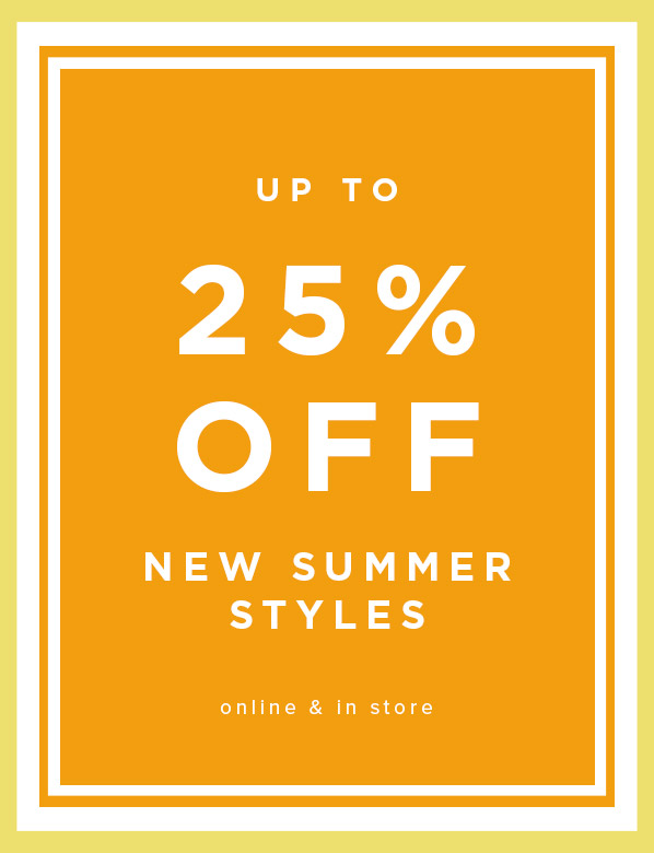 Hobbs 25% Off Selected Summer Styles