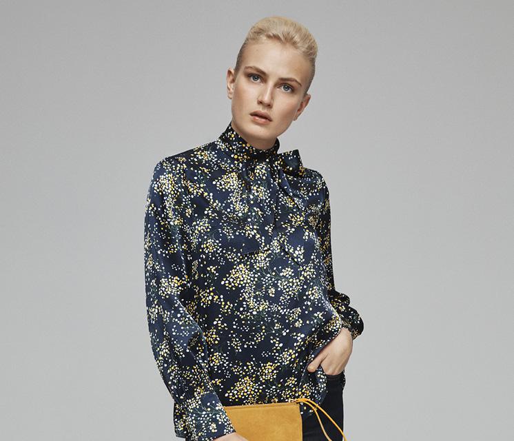 Hobbs London, Luxury Womenswear Spring Summer 2020 Tops
