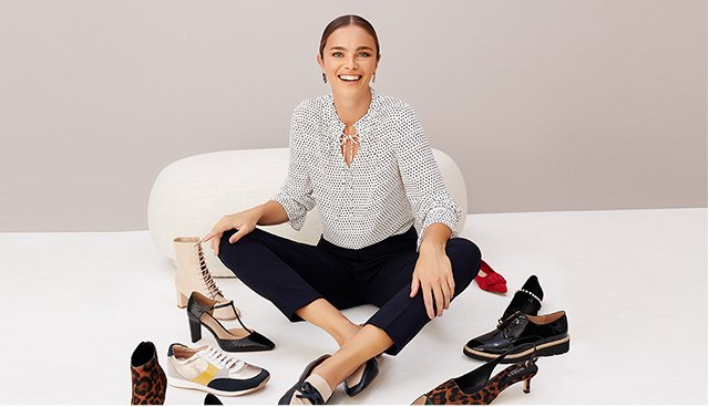 Hobbs autumn winter shoe collection