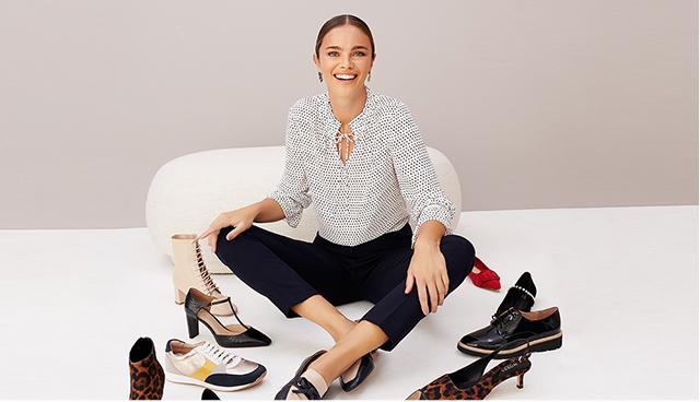 Hobbs autumn winter shoe collection