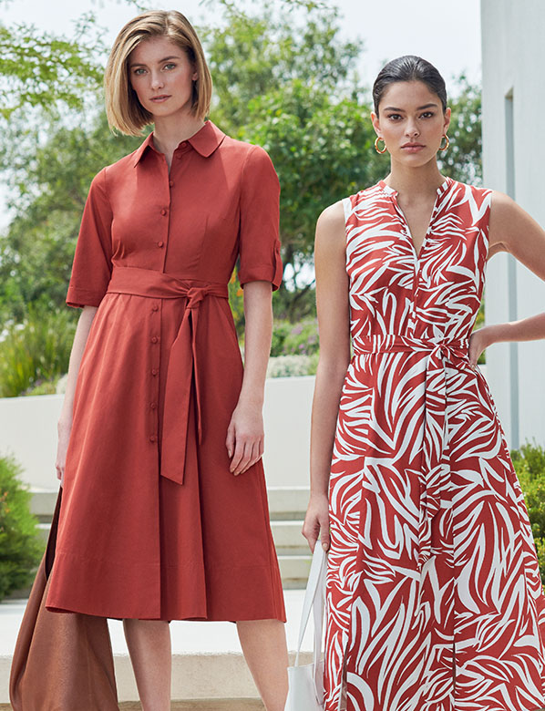 Modern Safari Dresses