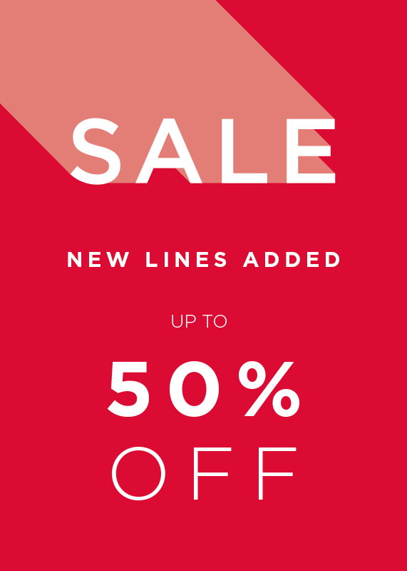 Hobbs Sale New Lines Added