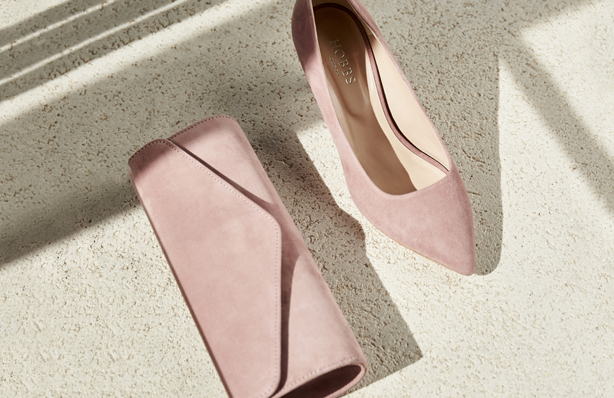 Colour matched court shoes for every occasion, from mother of the bride dresses, wedding guest dresses and everyday smart casual.