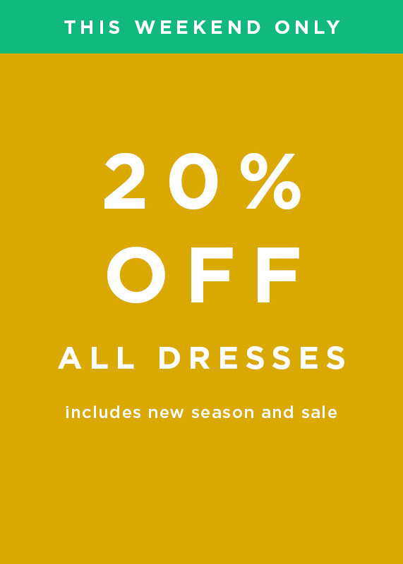 Hobbs Extra 20% Off All Dresses