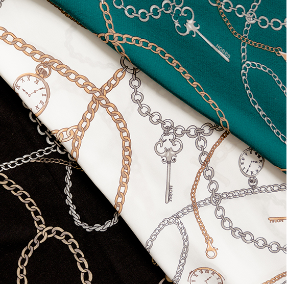 Hobbs Chain Print Collection