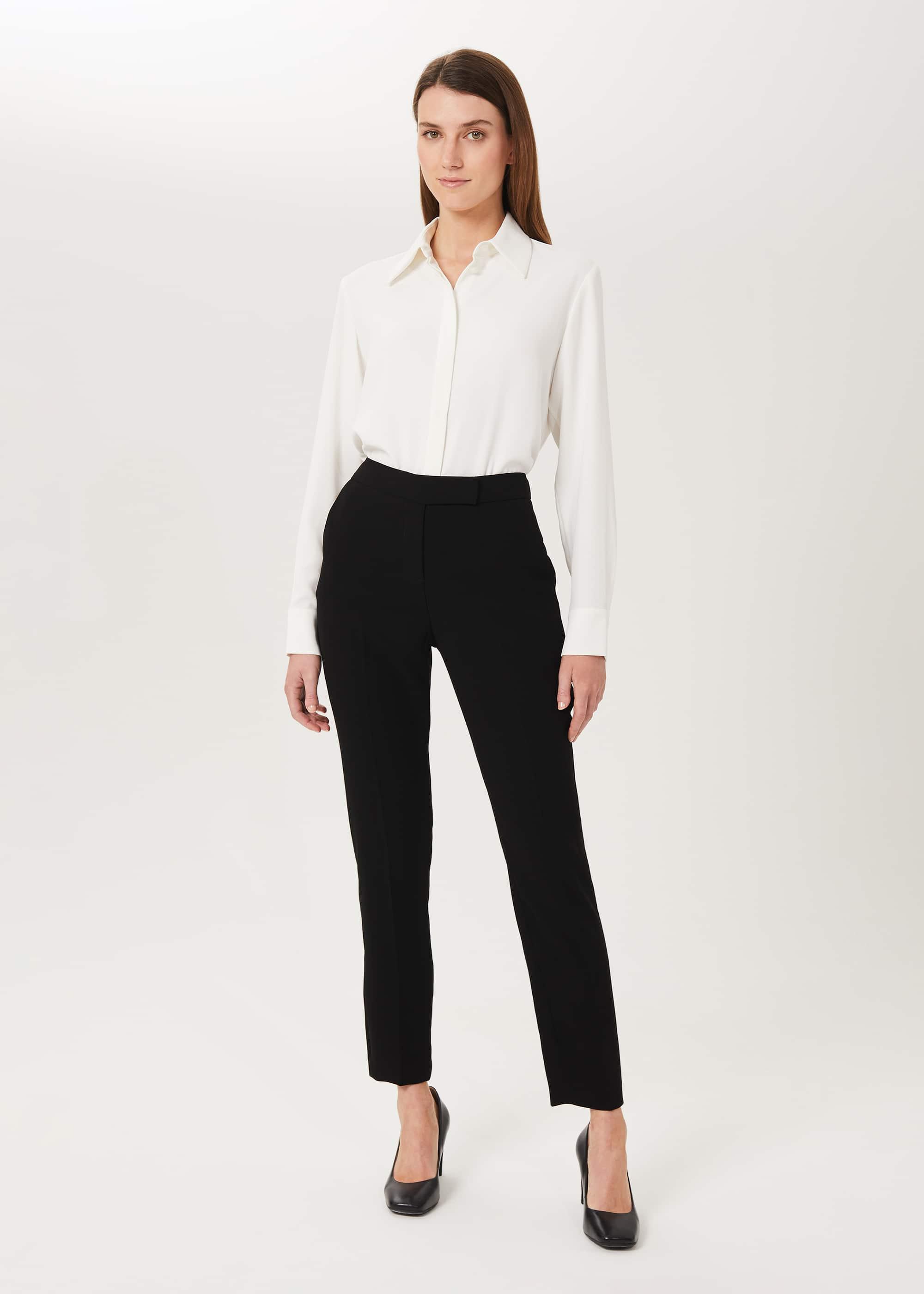 Hobbs Women Alva Tapered Trousers