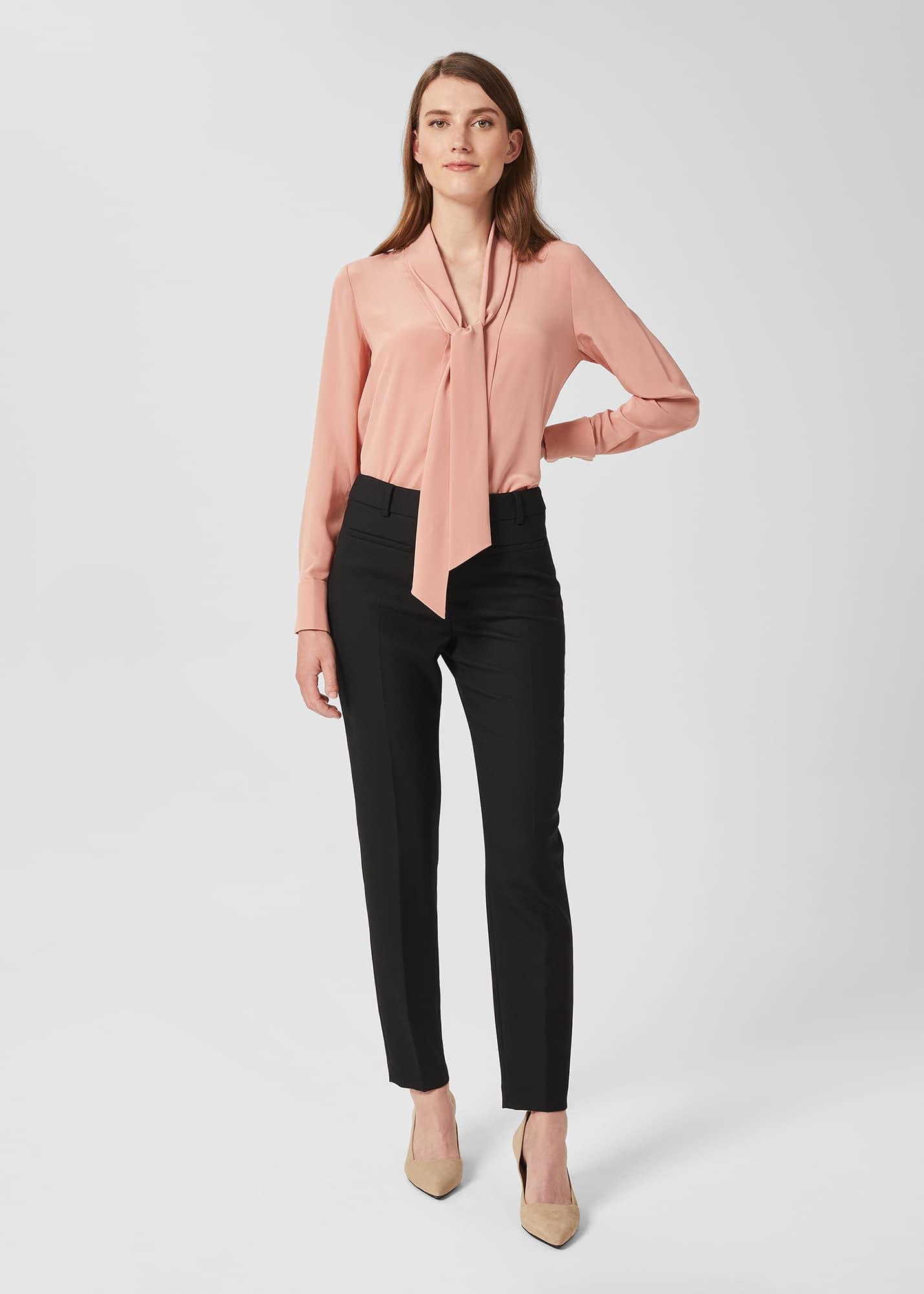Hobbs Women Laurel Tapered Trousers