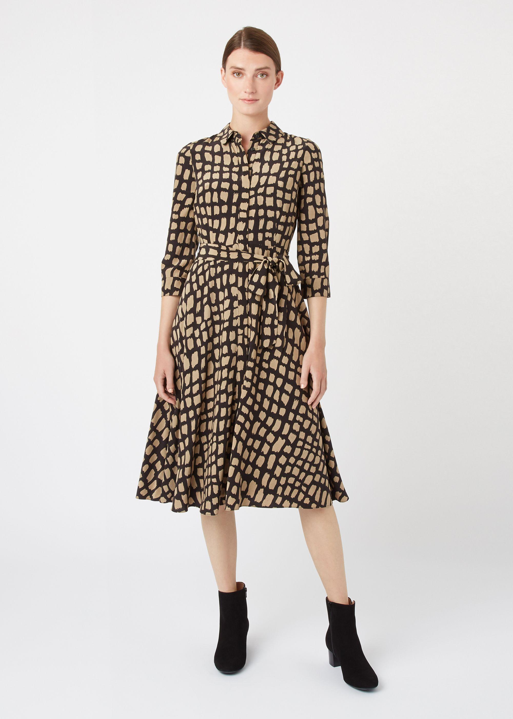 Hobbs Women Petite Lainey Dress