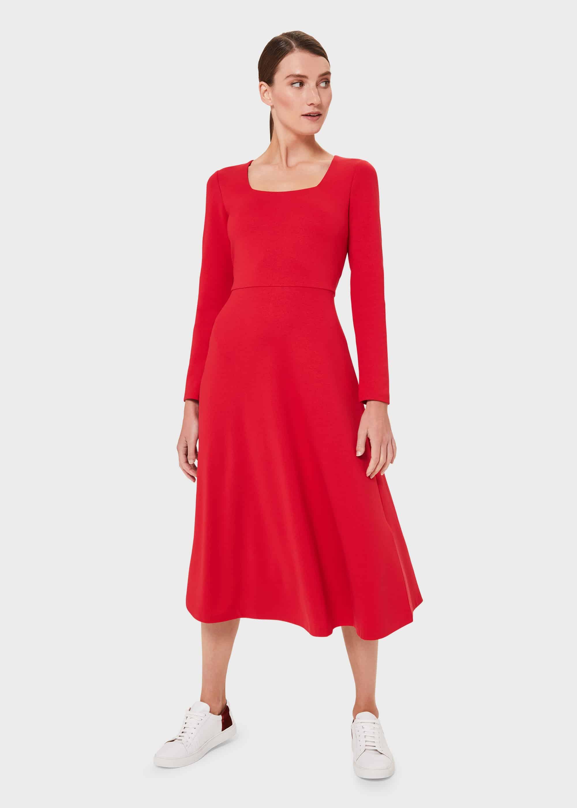 Hobbs Women Marina Jersey Dress