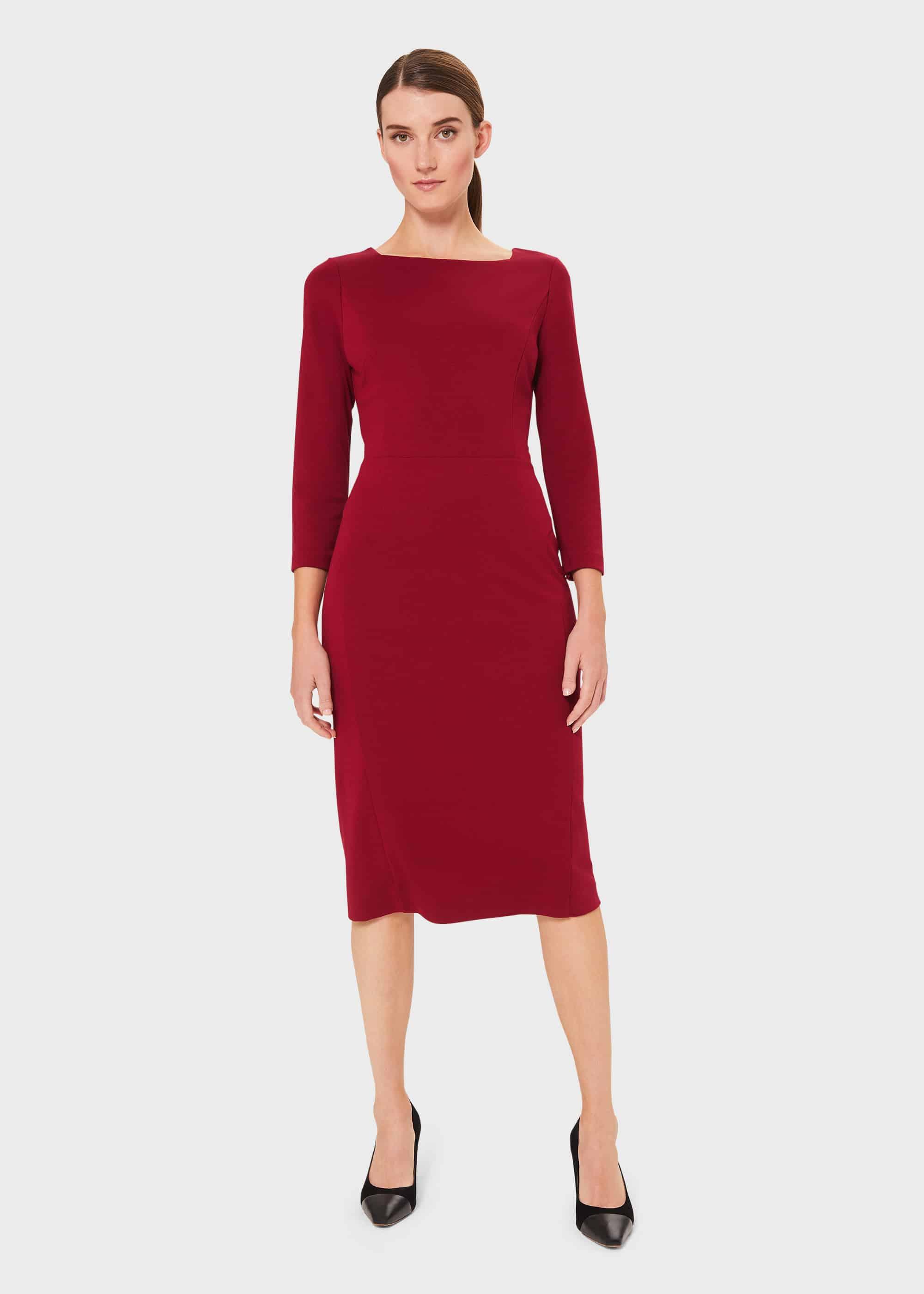 Hobbs Women Kelly Jersey Dress