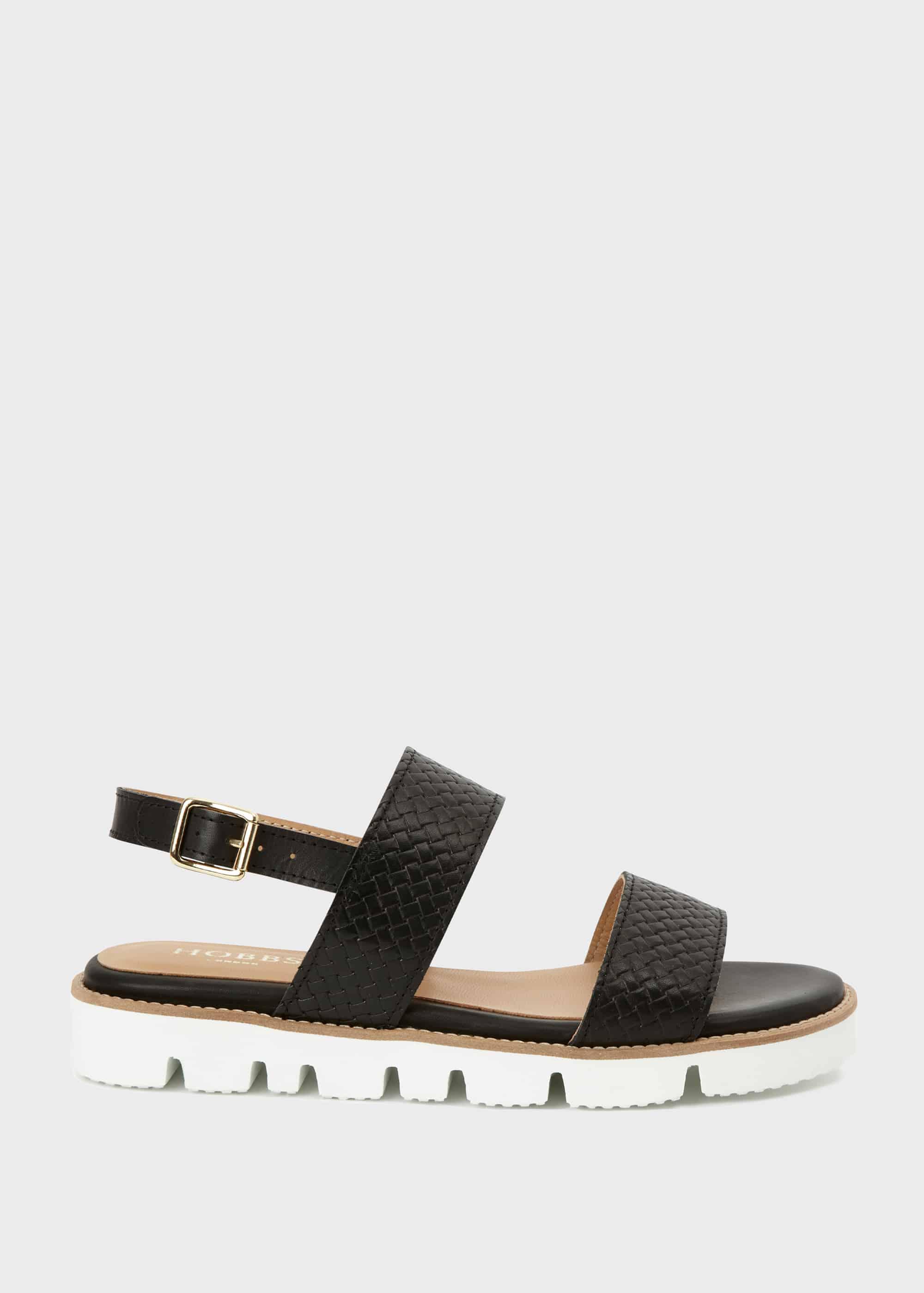 Hobbs Women Katie Leather Sandals