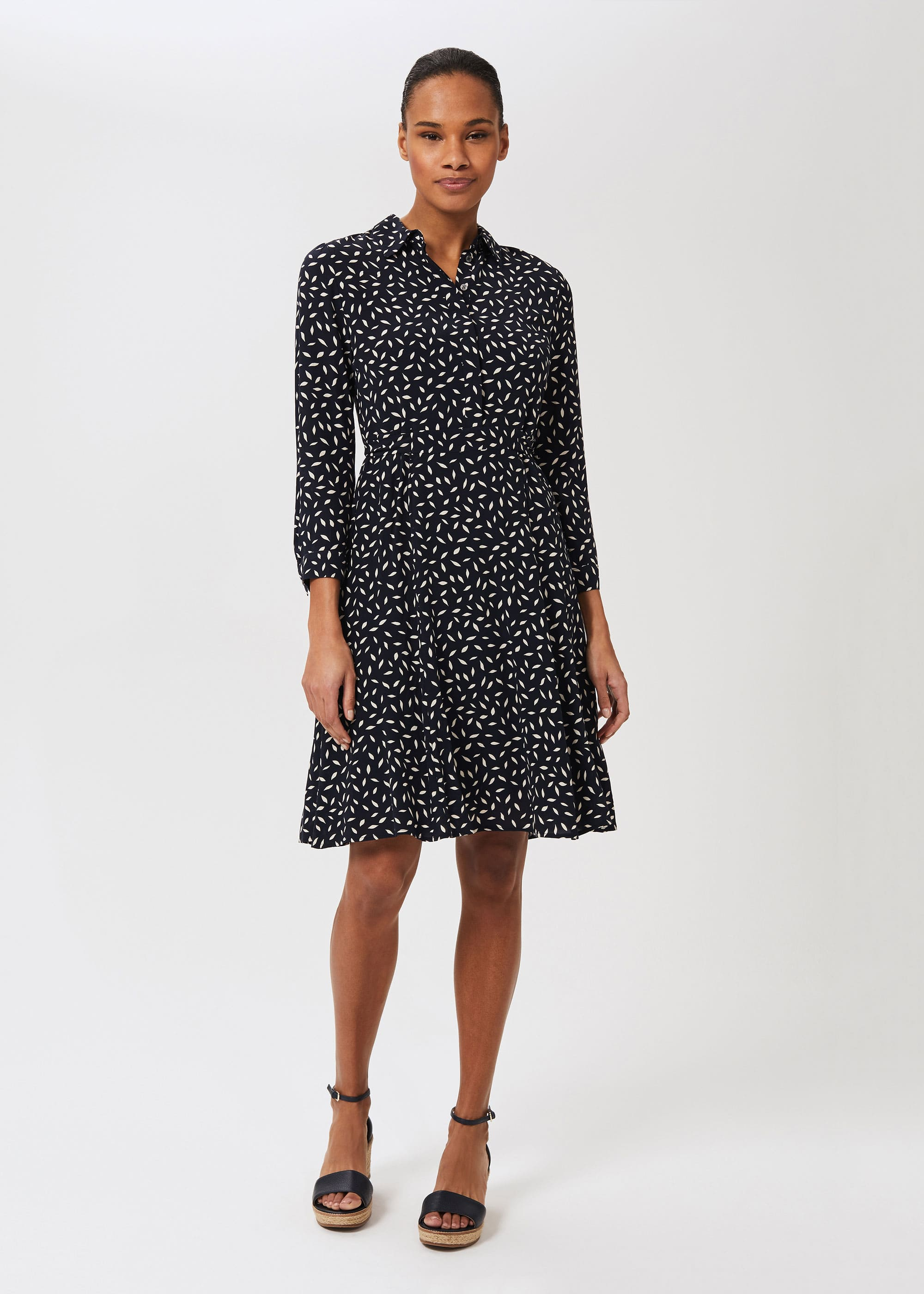 Hobbs Women Petite Emberly Dress