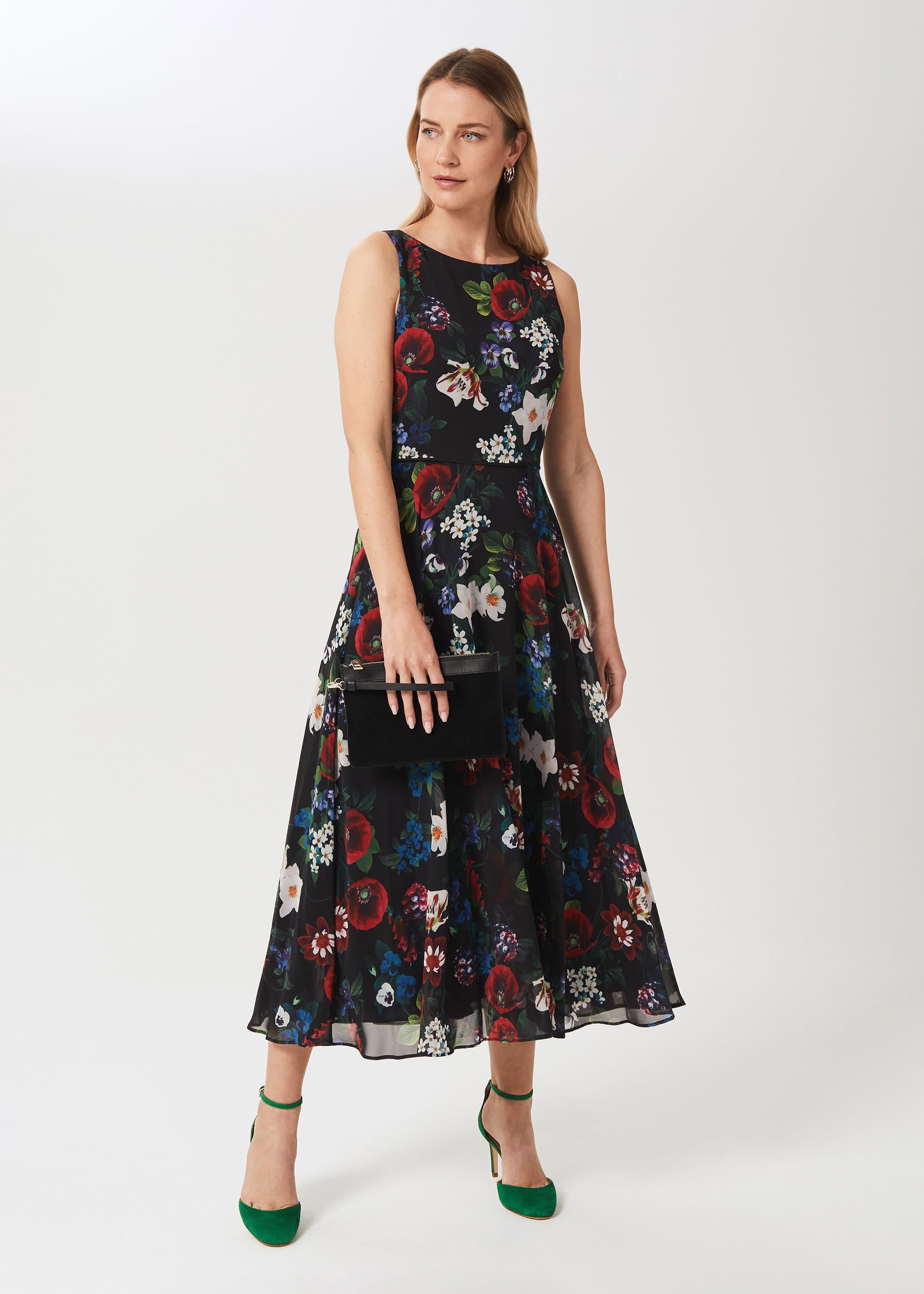Hobbs Women Petite Carly Dress