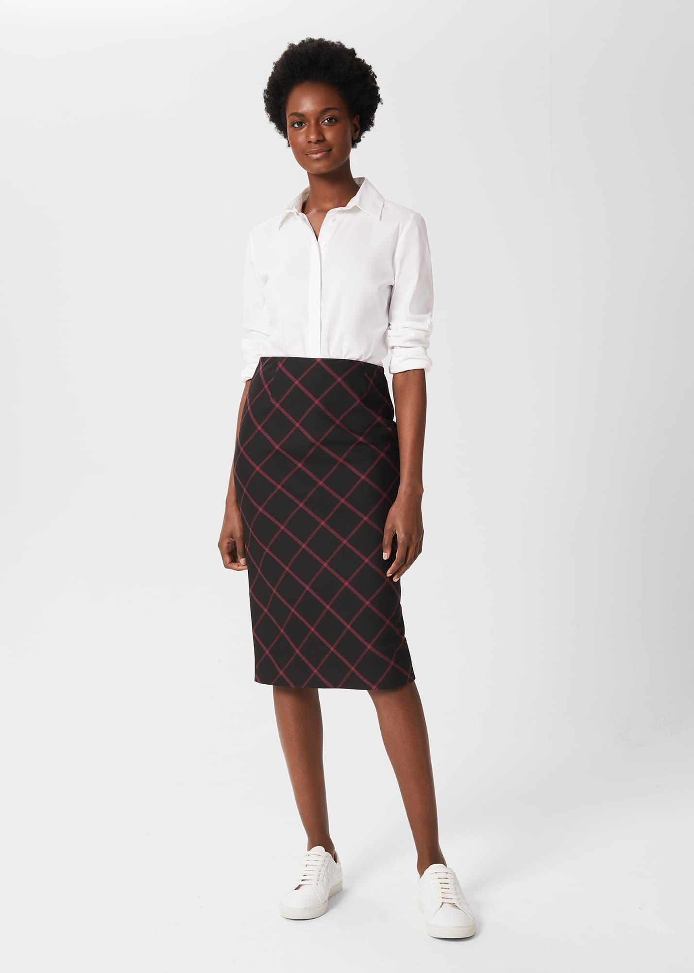 Hobbs Women Eliza Pencil Skirt