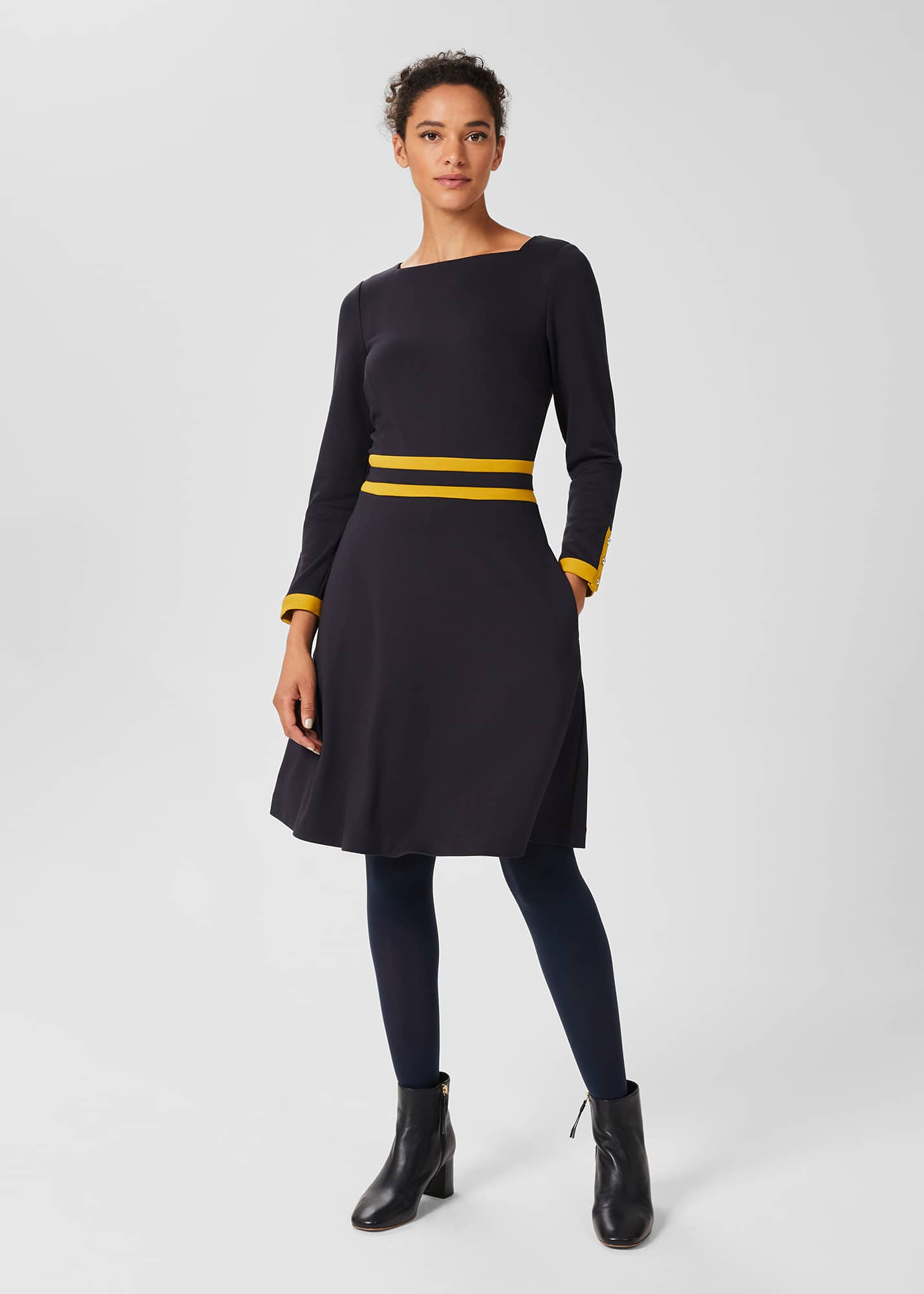 Hobbs Women Petite Vivian Dress